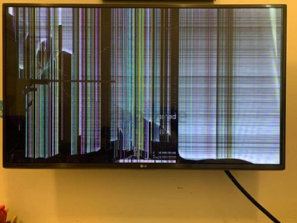 TV Screen Replacement