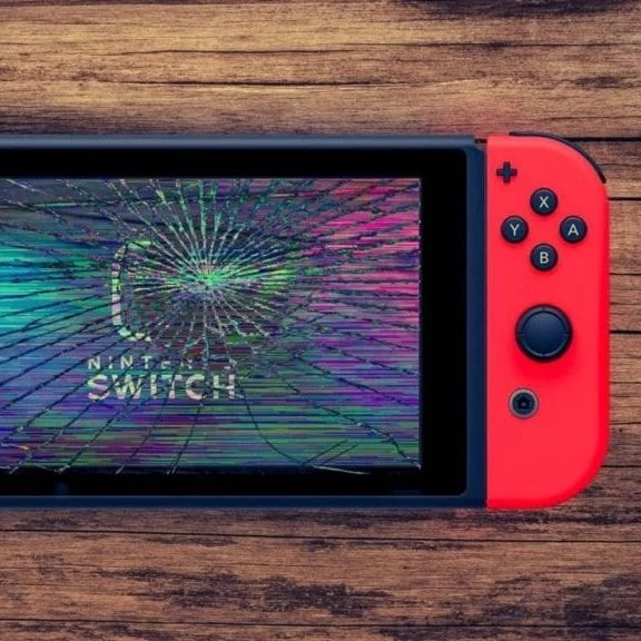 Nintendo Switch Screen Replacement